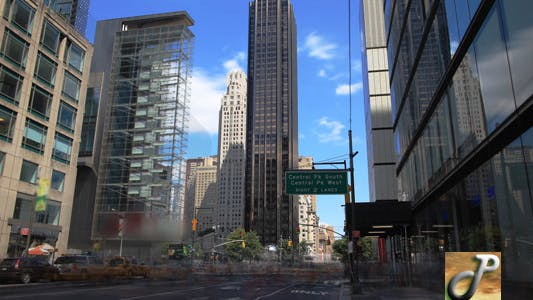 Thumbnail for New York City 8th Avenue