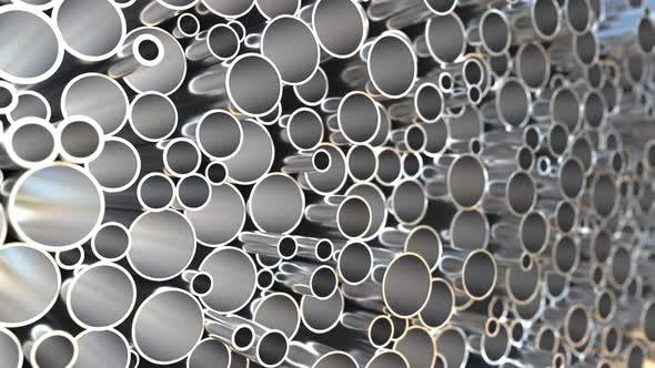 Thumbnail for Big Pile of Steel Pipes