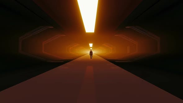 Thumbnail for Man in the Tunnel