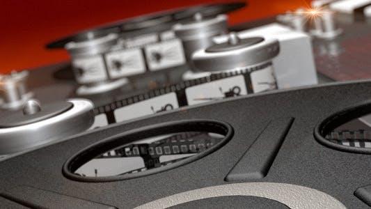 Clapper Movie Intro Ident