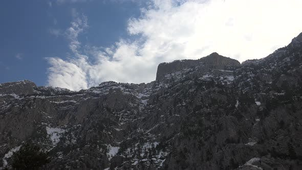 Thumbnail for First Snow on Rocky Mountains