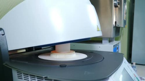 Oven for Ceramic Dental Crowns