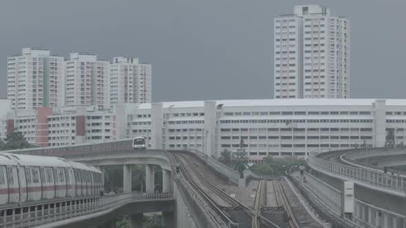 Thumbnail for Modern Subway Train