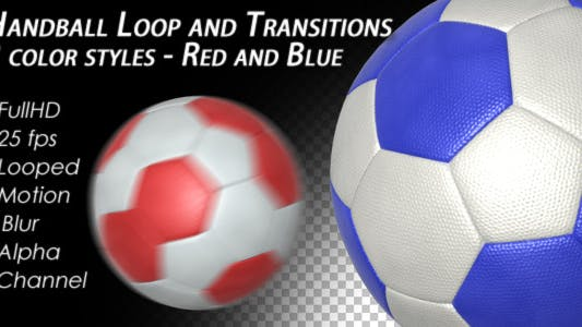 Thumbnail for Handball Loop and Transitions