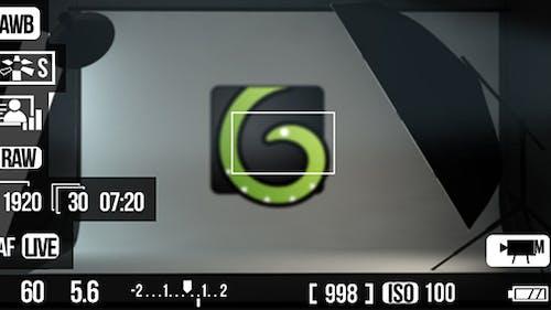 Clapperboard Logo Opener