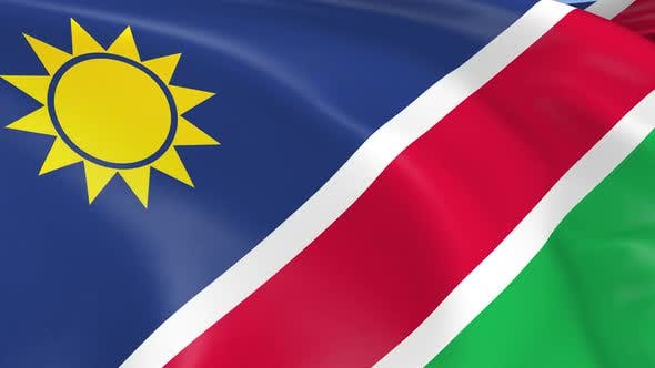 Thumbnail for Namibia Flag