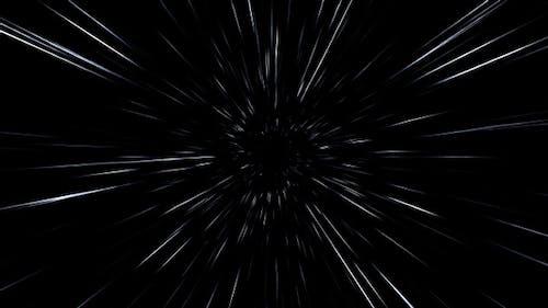 Schnelle Geschwindigkeit Comic-Linien-Effekt-Loop