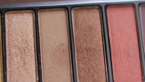 Cover Image for Eye shadow palette for make up
