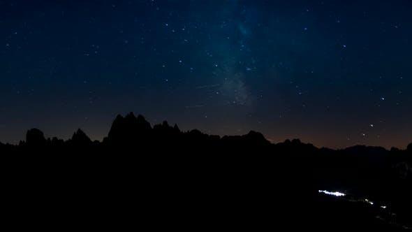 Thumbnail for Scenic timelapse of Dolomites