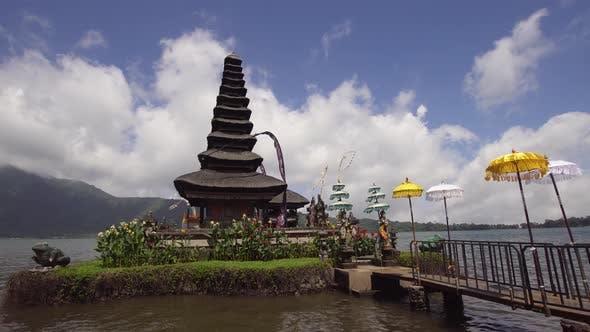 Thumbnail for Hindu Temple on the Island of Bali, Pura Ulun Danu Bratan