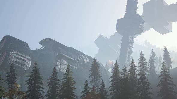 Thumbnail for UFO Crashed