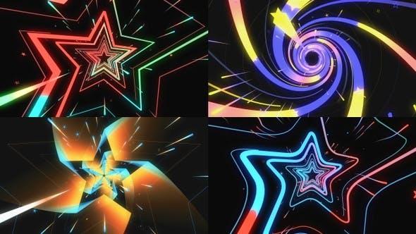 Thumbnail for Vj Star Loops