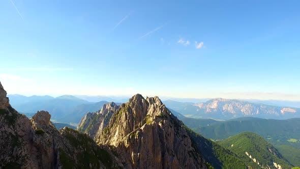 Dangerous Mountain Peaks