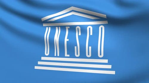 UNESCO Flag 4K