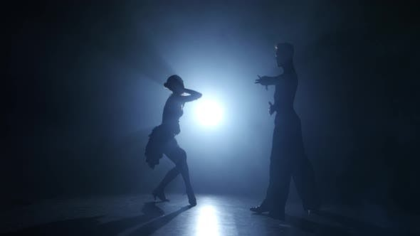 Thumbnail for Emotional and Graceful Jive Dance Performed By Champions, Smoky Studio