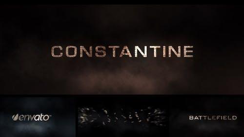 Cinematic Shatter (no Plugins)