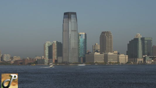 Thumbnail for Hudson River with New jersey