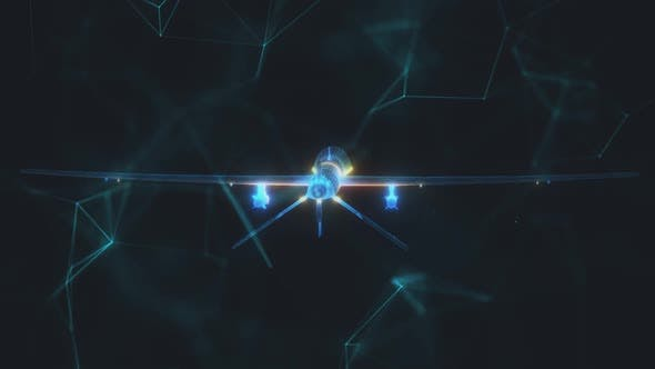 Thumbnail for Kriegs-Drohne 3D -Scannen H