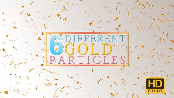 Thumbnail for Gold Particles