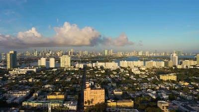 Miami at Sunrise
