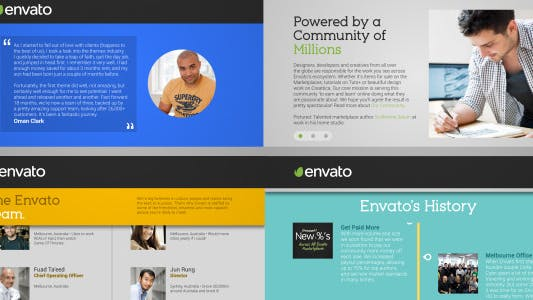 Thumbnail for Envato Company Presentation