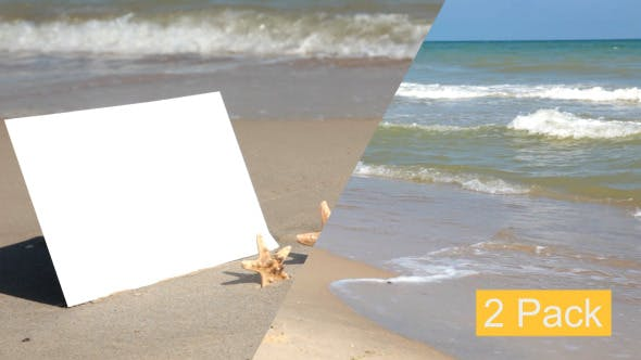 Thumbnail for Beach (2-Pack)