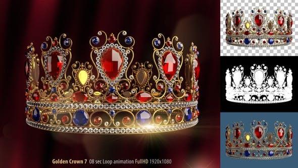 Thumbnail for Golden Crown 07