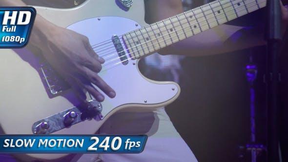 Thumbnail for Man Playing Electric Guitar
