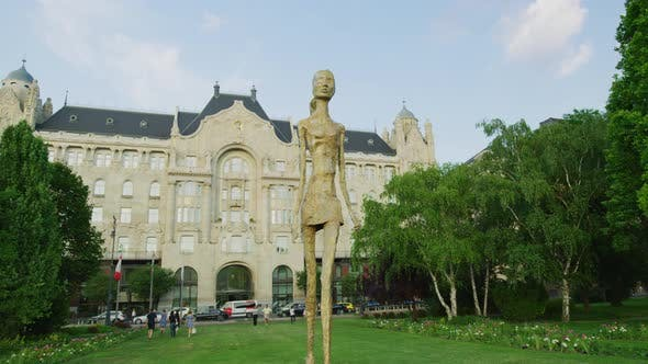 Thumbnail for The Girl from Buda statue