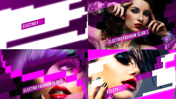 Thumbnail for Electro Fashion Slides - Image / Video