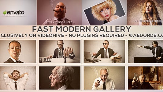Thumbnail for Fast Modern Gallery