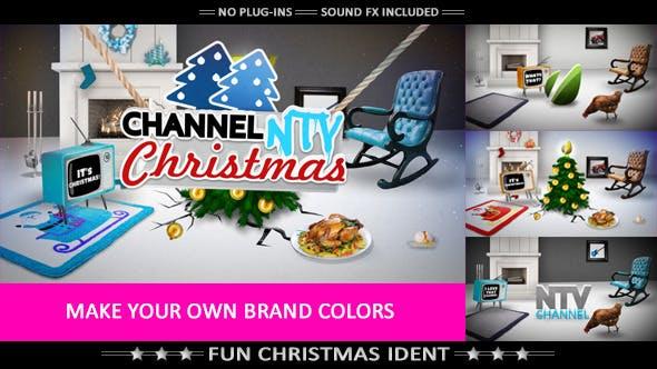 Thumbnail for Funny Christmas