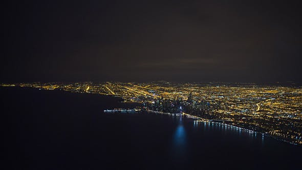 Thumbnail for Above Chicago