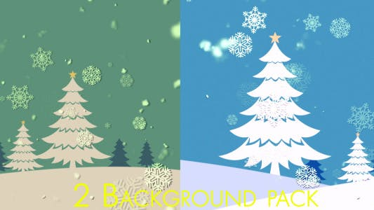Cover Image for Christmas Landscape