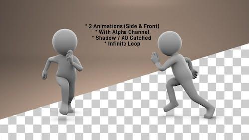 Stick Figure Sprint - 2 Pack