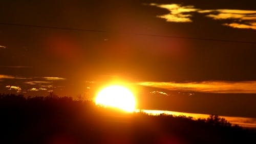 Incredibly Beautiful Sunset