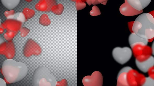 Thumbnail for Hearts Frame and Transitions