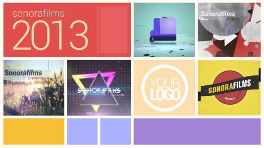 Thumbnail for Présentation colorée