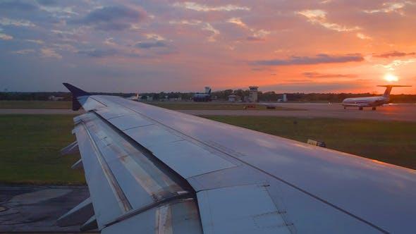 Thumbnail for Sunset Flight