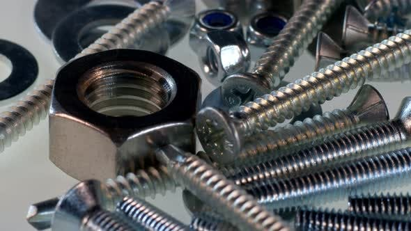Stainless Steel Nails And Bolts And Nuts