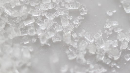 Cover Image for Macro Sugar Crystals Background