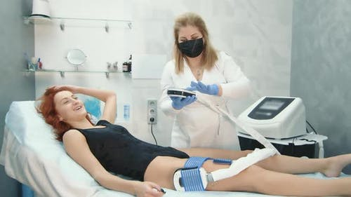 Reduction of Cellulite and Localized Fat Deposits
