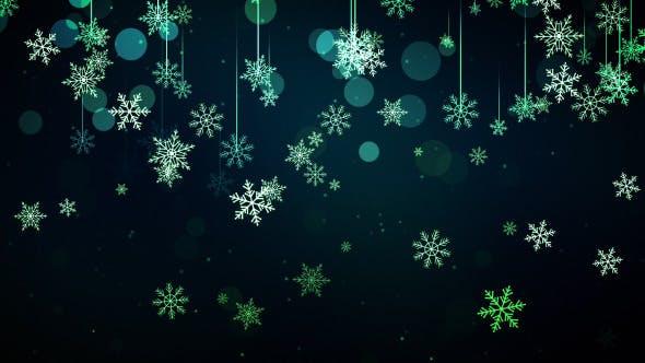Thumbnail for Snow Flake Streaks
