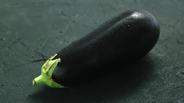 Thumbnail for Wet Single Eggplant
