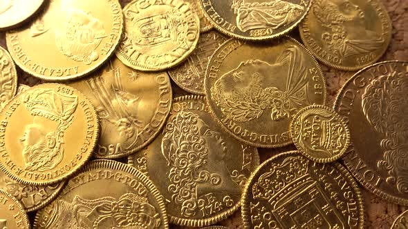Thumbnail for Antique Gold Coins