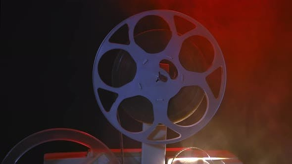 Thumbnail for Old Film Projector (4K)