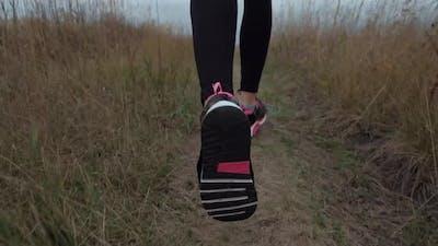 Sportsman Is Running