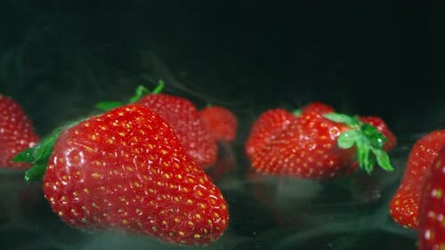 Fresh Strawberries In Details