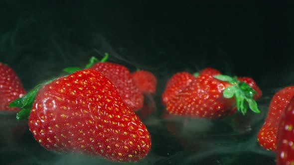 Thumbnail for Fresh Strawberries In Details