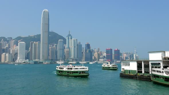 Thumbnail for Hong Kong city